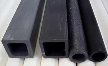 Barres en carbure de silicium